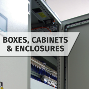 Boxes, Cabinets & Enclosures