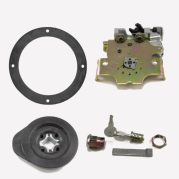 D-Ring Latch Components