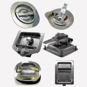 D-Rings, Folding T's & Paddle Handles