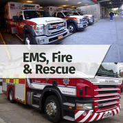 EMS, Fire & Rescue