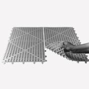 Fatigue-Reducing Floor Mat & Compartment Lining