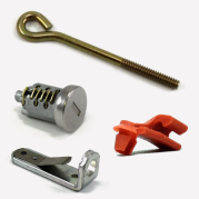 Lock Cylinders, Rods, & Accessories