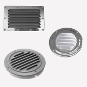 Louvered Vents