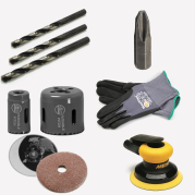 Abrasives and MRO Consumables