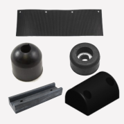 Rubber Bumpers, Mud Flaps, Hoses & Grommets