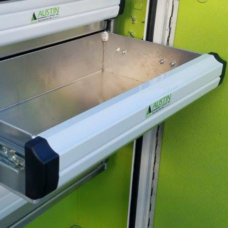 Front Drawer Release System