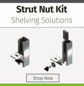 strut nut kit