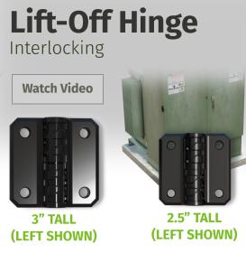 lift off hinge