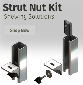 strut nut kit